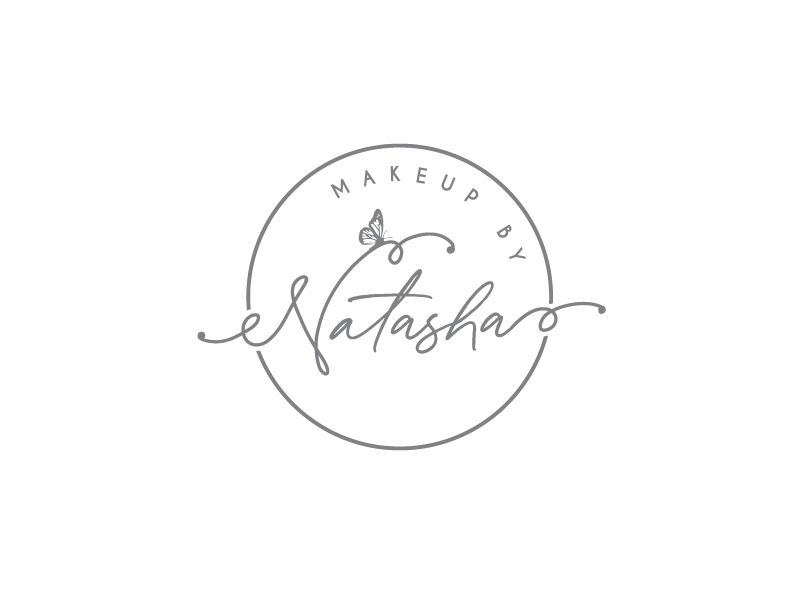 Makeup by Natasha logo design by igor1408