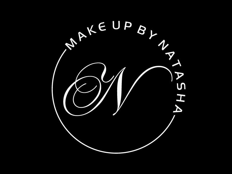 Makeup by Natasha logo design by webmall