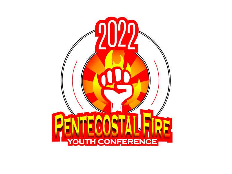 Pentecostal Fire Youth Conference 2022 logo design by TMOX