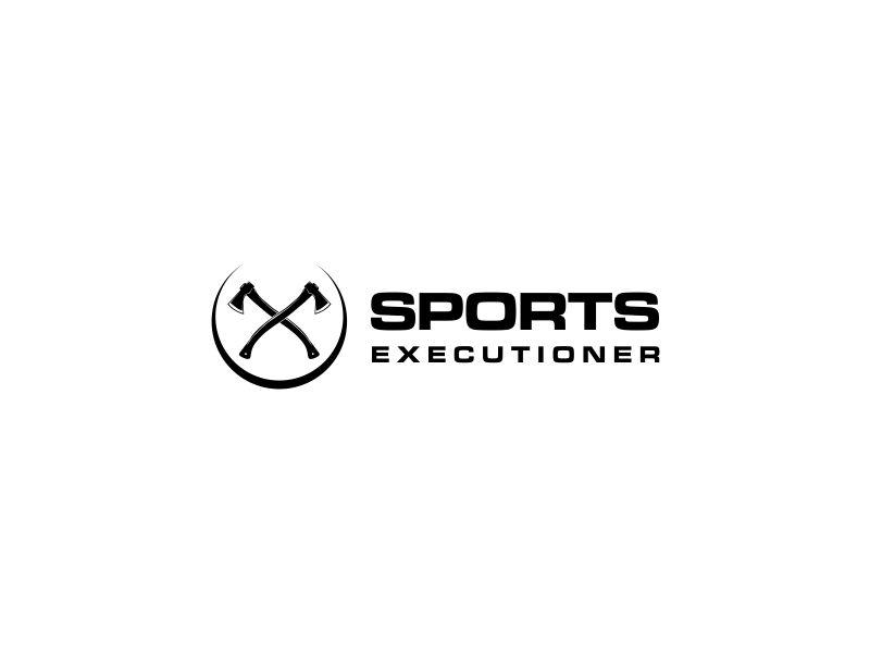Sports Executioner logo design by oke2angconcept