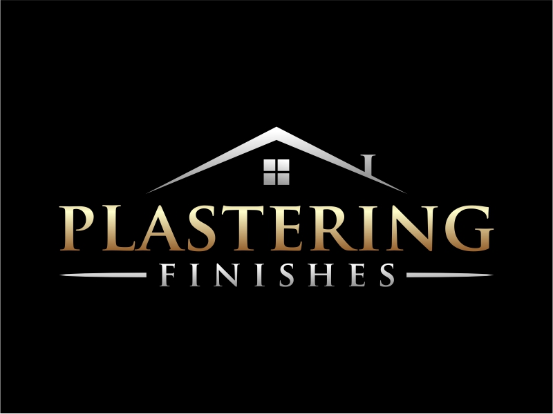 Plastering finishes logo design by cintoko