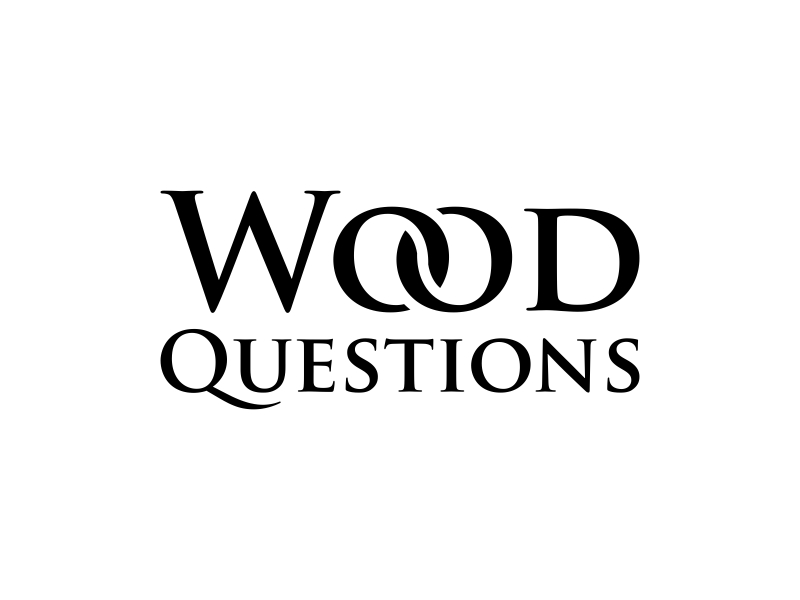 Wood Questions logo design by EkoBooM