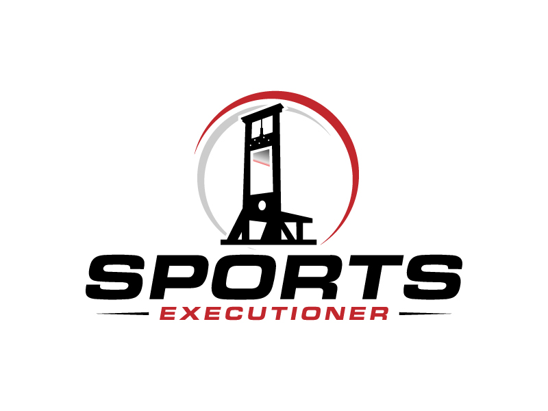 Sports Executioner logo design by MUSANG