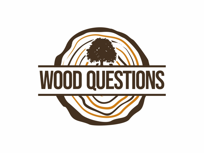 Wood Questions logo design by Alfatih05