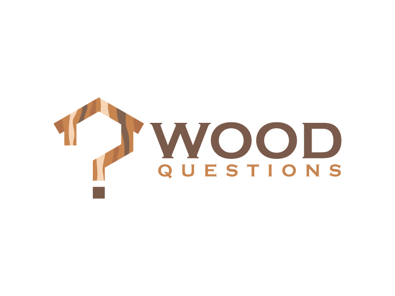 Wood Questions logo design by MUSANG