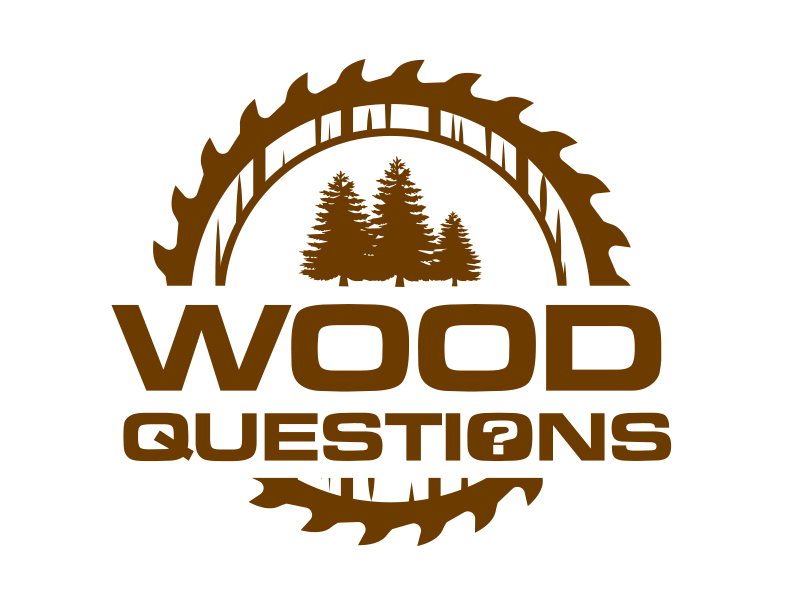 Wood Questions logo design by adm3