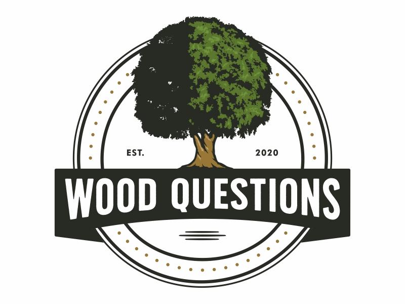 Wood Questions logo design by Mardhi