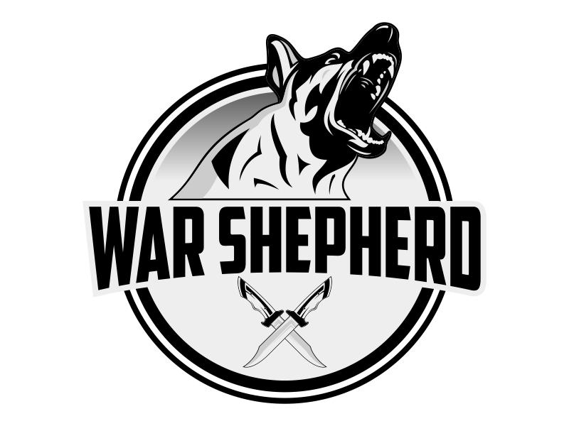 War Shepherd logo design by Kruger