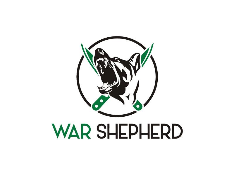 War Shepherd logo design by Rizqy