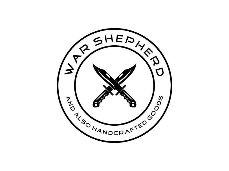 War Shepherd logo design by mbamboex