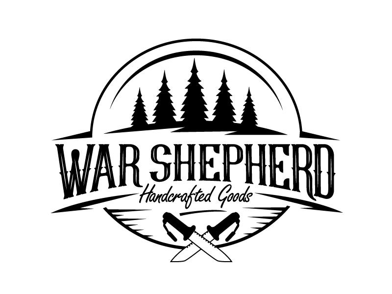 War Shepherd logo design by uttam