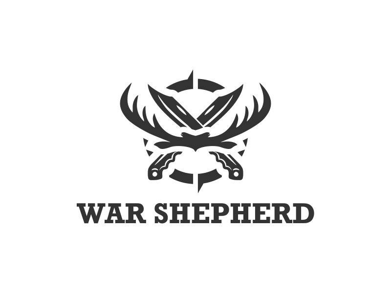 War Shepherd logo design by Akisaputra