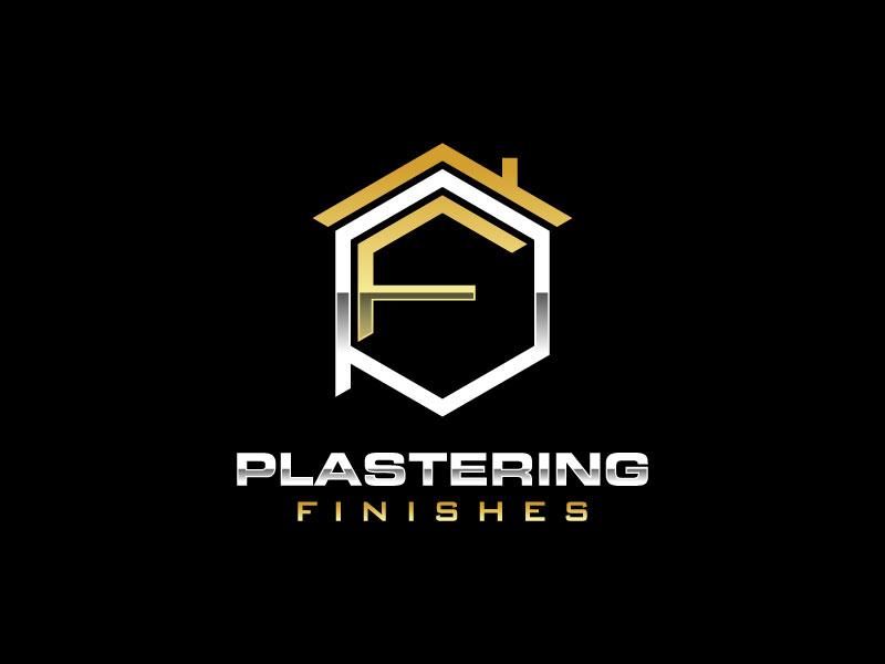 Plastering finishes logo design by torresace