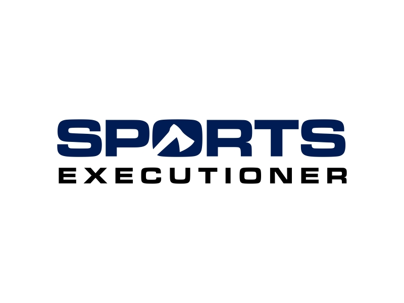 Sports Executioner logo design by GassPoll