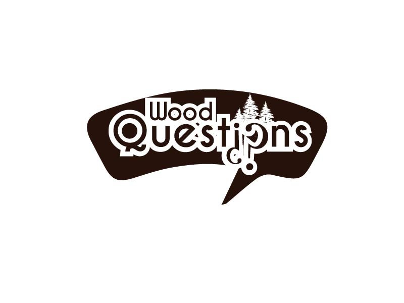 Wood Questions logo design by axel182