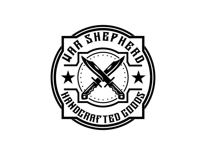 War Shepherd logo design by oke2angconcept