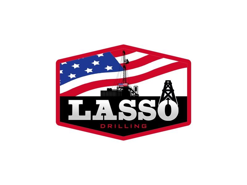 LASSO logo design by brandshark