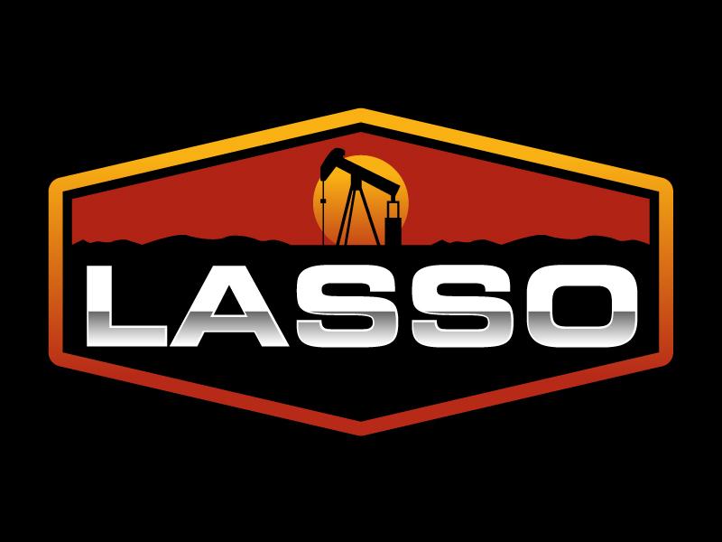 LASSO logo design by ElonStark