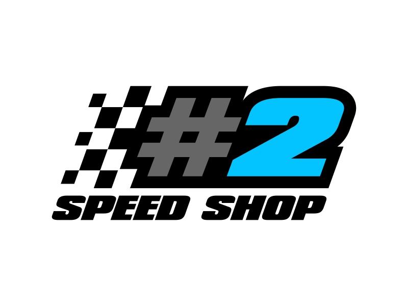 #2 SPEED SHOP logo design by ingepro