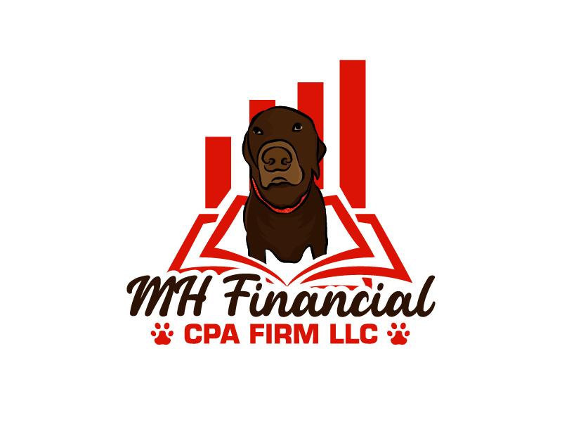 MH Financial CPA Firm LLC logo design by Shailesh