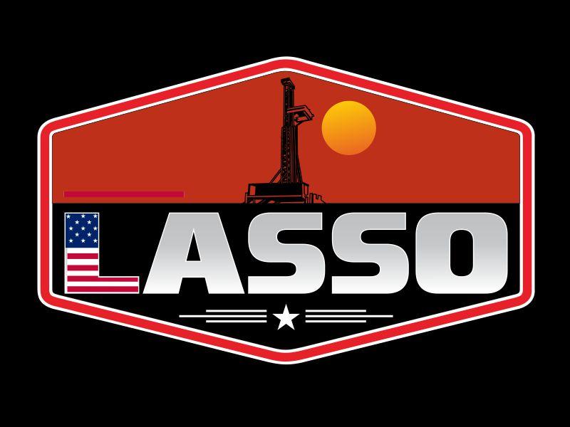 LASSO logo design by bosbejo