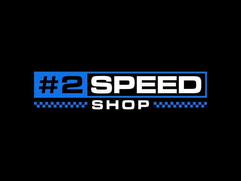 #2 SPEED SHOP logo design by haidar