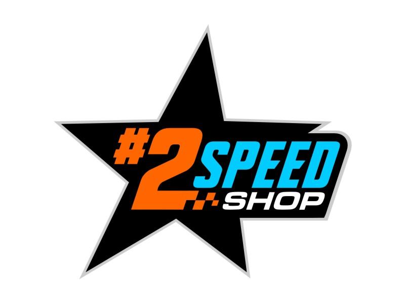 #2 SPEED SHOP logo design by mai
