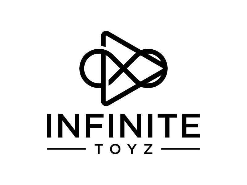 Infinite Toyz logo design by Galfine