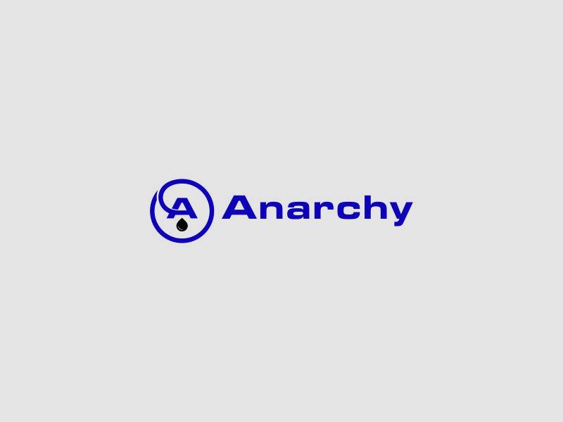 Anarchy logo design by azizah