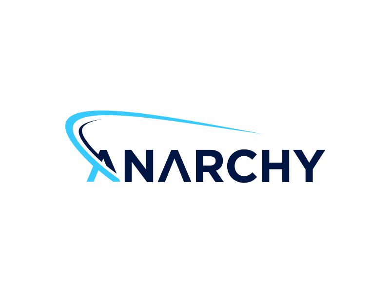 Anarchy logo design by santrie