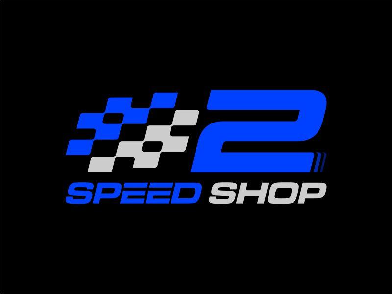 #2 SPEED SHOP logo design by ARTdesign