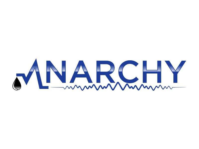 Anarchy logo design by Sheilla