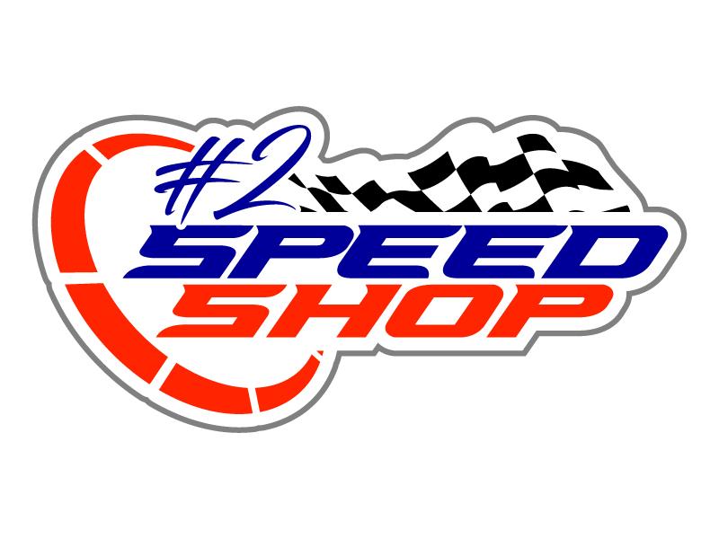 #2 SPEED SHOP logo design by daywalker