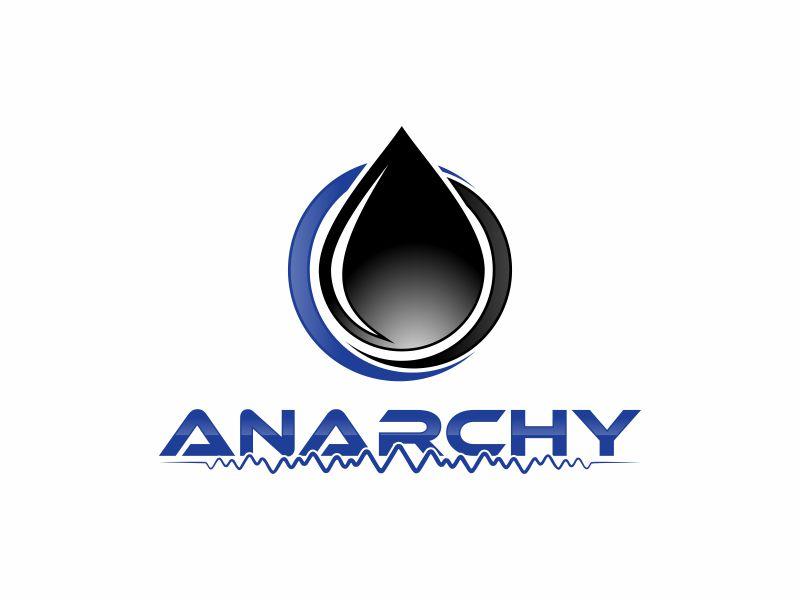 Anarchy logo design by ora_creative