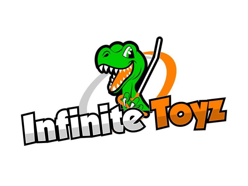 Infinite Toyz logo design by karjen