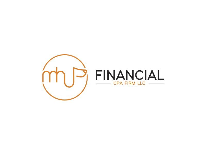 MH Financial CPA Firm LLC logo design by Puput Kete