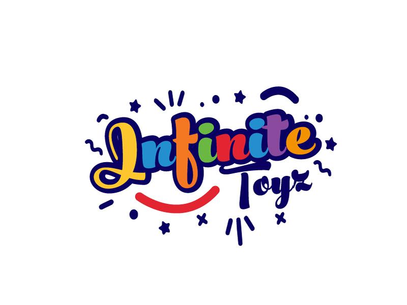 Infinite Toyz logo design by fawadyk