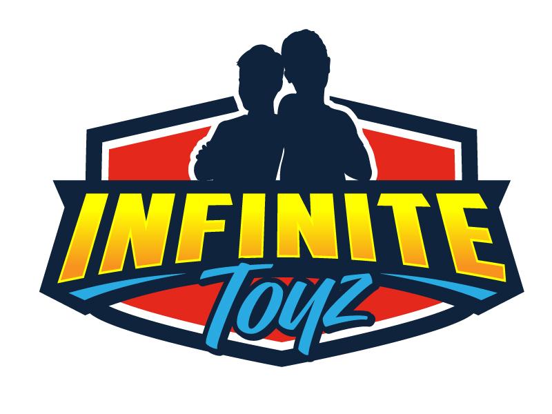 Infinite Toyz logo design by jaize