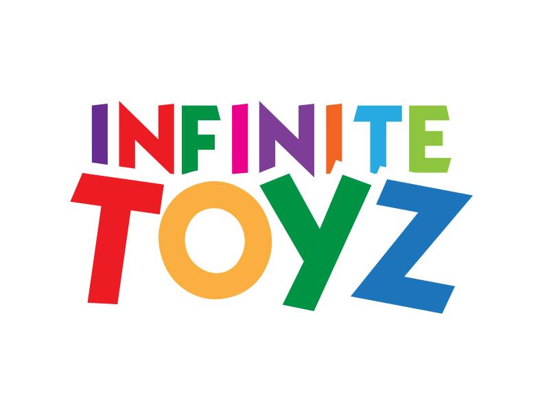 Infinite Toyz logo design by MarkindDesign™
