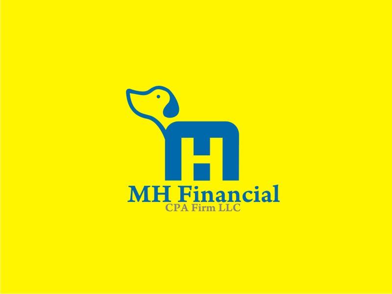 MH Financial CPA Firm LLC logo design by artomoro