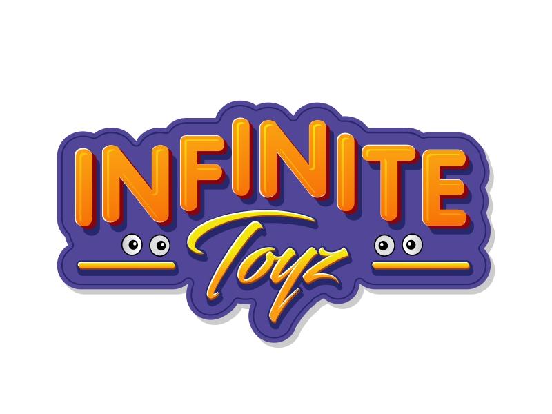 Infinite Toyz logo design by AnandArts
