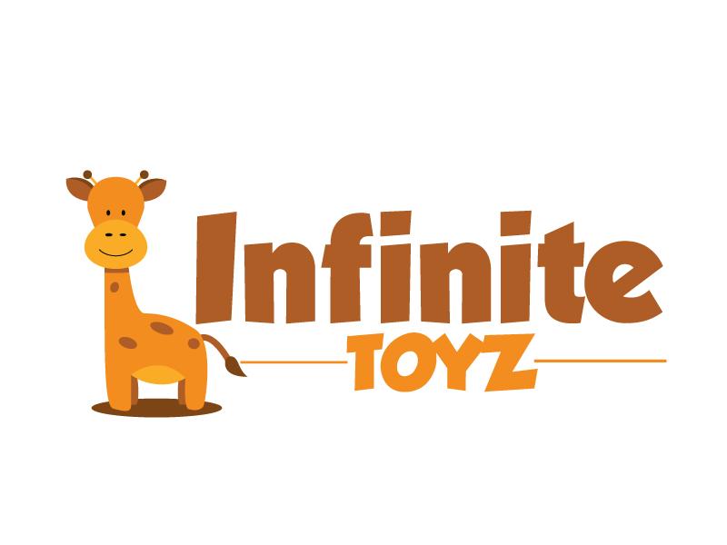Infinite Toyz logo design by ElonStark