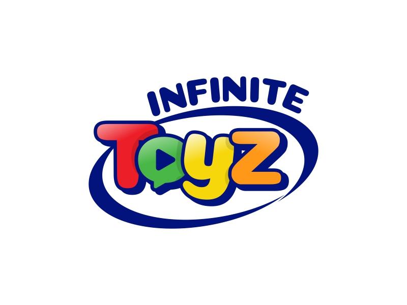 Infinite Toyz logo design by brandshark