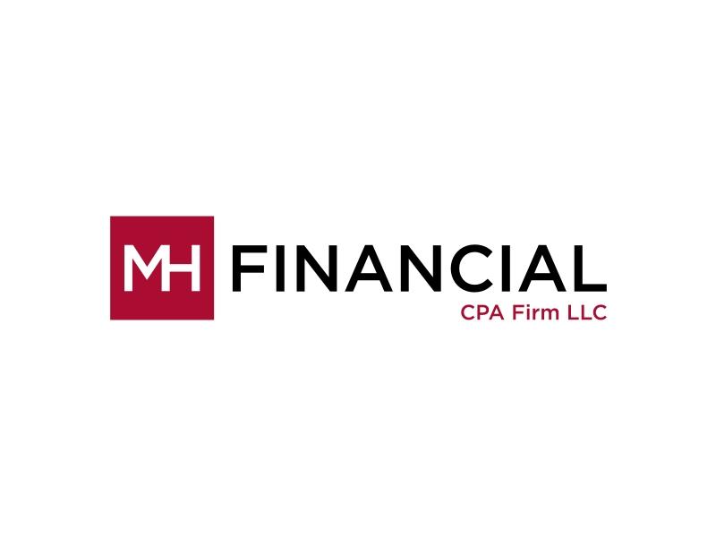 MH Financial CPA Firm LLC logo design by GemahRipah