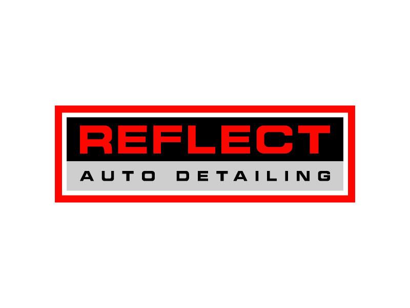 Reflect Auto Detailing logo design by aryamaity