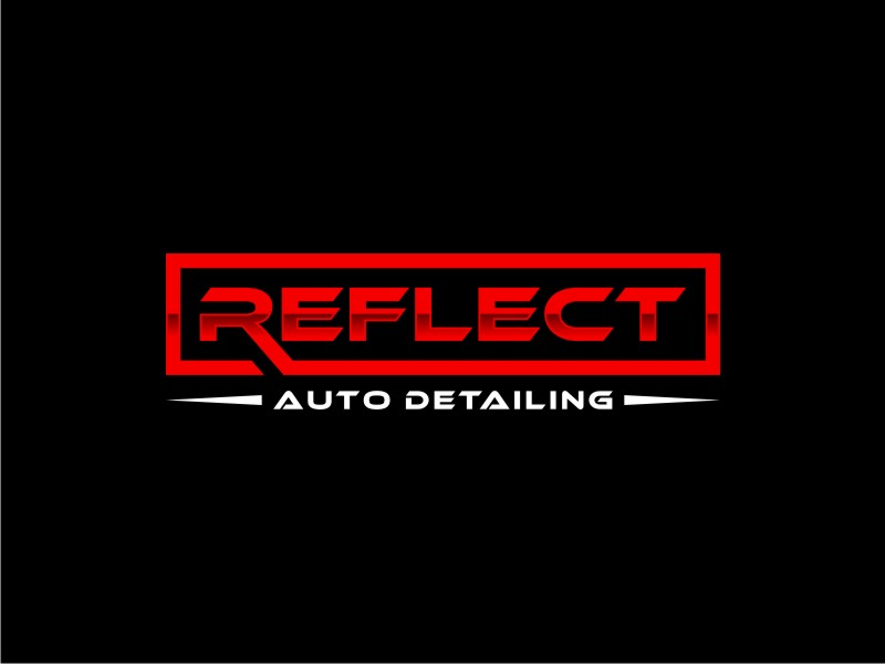 Reflect Auto Detailing logo design by alby
