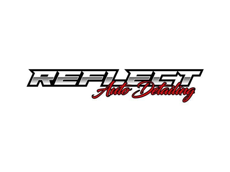 Reflect Auto Detailing logo design by GemahRipah