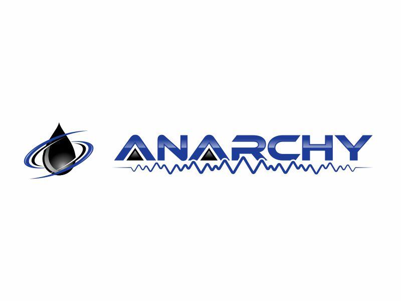 Anarchy logo design by agus