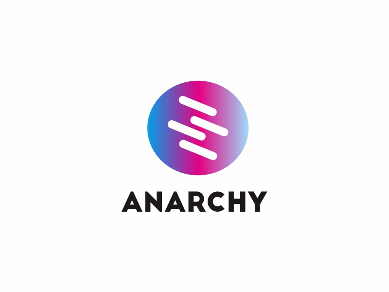 Anarchy logo design by Greenlight