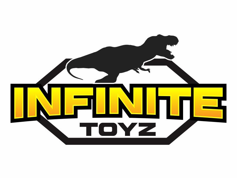 Infinite Toyz logo design by Greenlight